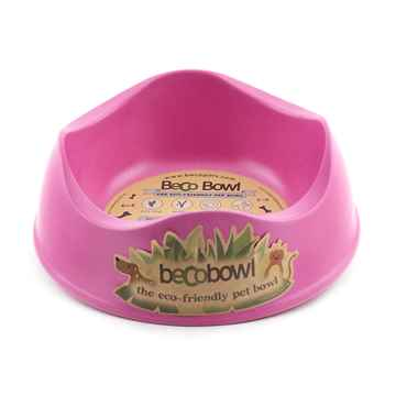 Picture of BOWL BECO BIODEGRADABLE  Pink - 0.50 liter