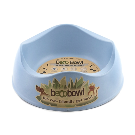 Picture of BOWL BECO BIODEGRADABLE  Blue - 1.50 liter