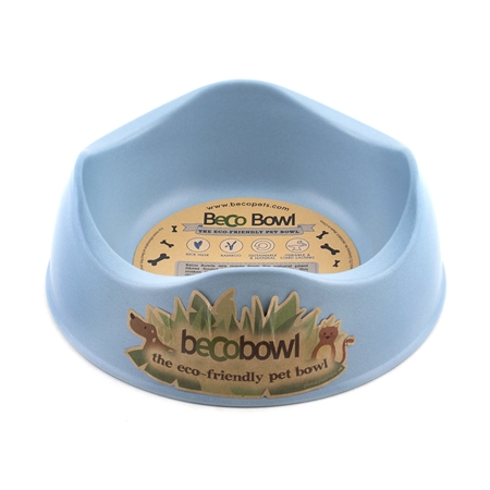 Picture of BOWL BECO BIODEGRADABLE  Blue - 0.75 liter