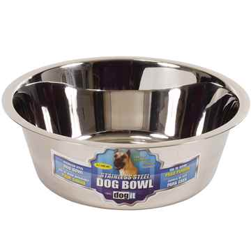 Picture of BOWL DOGIT Stainless Steel (73515) - 135oz