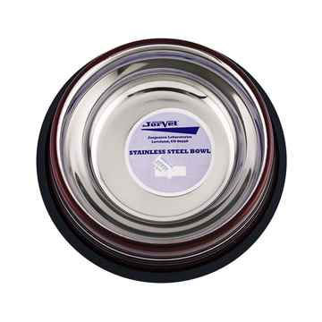 Picture of BOWL SS FASHION ANTI SKID Red (J0804RM) - 32oz