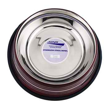 Picture of BOWL SS FASHION ANTI SKID Red (J0804SM) - 64oz