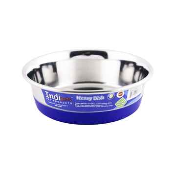 Picture of BOWL SS Premium Heavy Duty with Rubber Base (J0803H) - 16oz