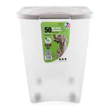 Picture of VANNESS PET FOOD CONTAINER  holds upto 50lbs