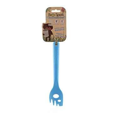 Picture of PET SILICONE PET FOOD SPORK BECO Blue - 2.15cm