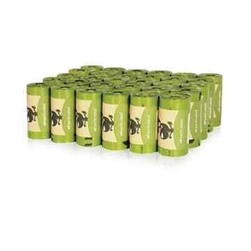 Picture of PET WASTE EARTH RATED PoopBags UnScented Rolls for Counter Display - 30/pk