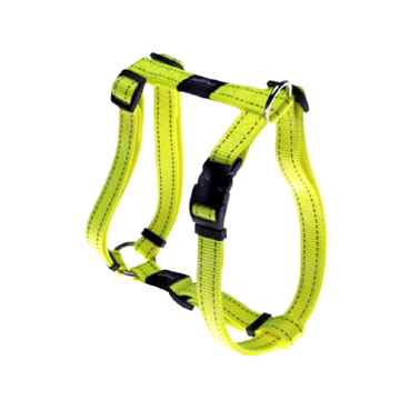 "Picture of HARNESS ROGZ UTILITY ""H"" HARNESS LUMBERJACK Yellow - X Large(tu)"