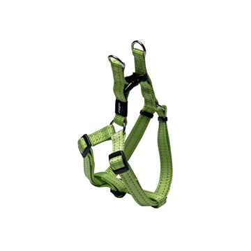 Picture of HARNESS ROGZ UTILITY STEP IN HARNESS Fanbelt Lime - Large(tu)