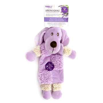Picture of TOY DOG AROMADOG FLEECE SQUEAKER MAT Assorted Character - 12in