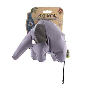 Picture of TOY DOG BECO FAMILY SOFT Estella the Elephant - Medium