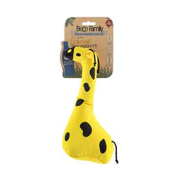Picture of TOY DOG BECO FAMILY SOFT George the Giraffe - Medium