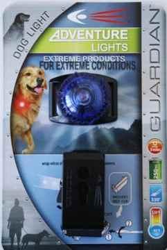 Picture of ADVENTURE Guardian Pet Light - Blue