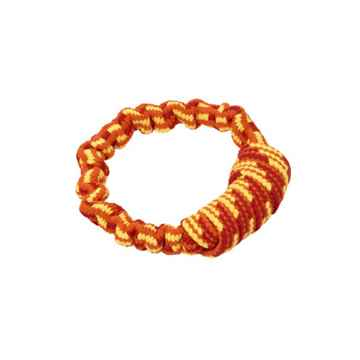 Picture of TOY DOG BUSTER Bungee Rope Handle Orange/Red