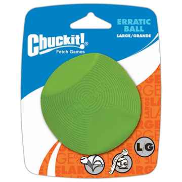 Picture of TOY DOG CHUCKIT ERRATIC BALL Large - 1/pk