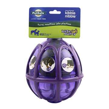 Picture of TOY DOG BUSY BUDDY KIBBLE NIBBLE BALL - Large