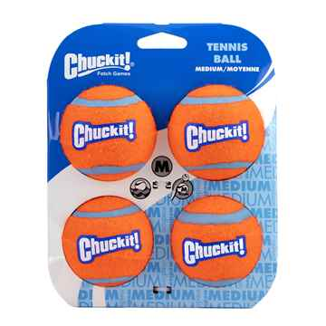 Picture of TOY DOG CHUCKIT TENNIS BALLS - 4pk