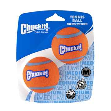 Picture of TOY DOG CHUCKIT TENNIS BALLS - 2pk