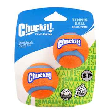 Picture of TOY DOG CHUCKIT MINI Replacement TENNIS BALLS - 2/pkg