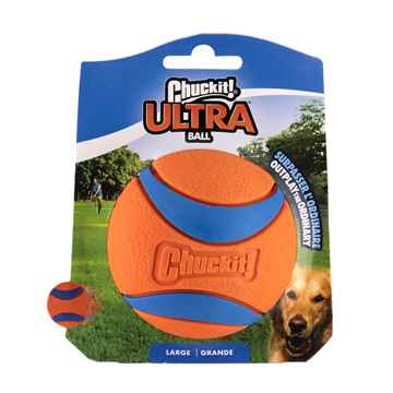 Picture of TOY DOG CHUCKIT ULTRABALL Rubber Large - 1/pk