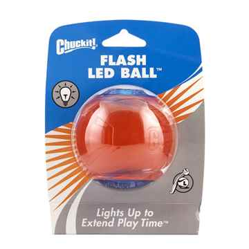 Picture of TOY DOG CHUCKIT! Flash LED Ball - Large