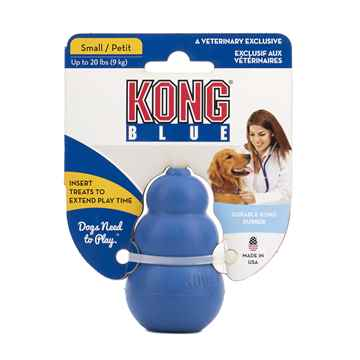 Picture of TOY DOG KONG BLUE -Small