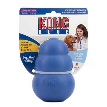 Picture of TOY DOG KONG BLUE - X Large