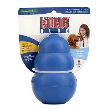 Picture of TOY DOG KONG BLUE - King