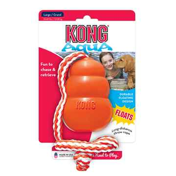 Picture of TOY DOG KONG Aqua - Large