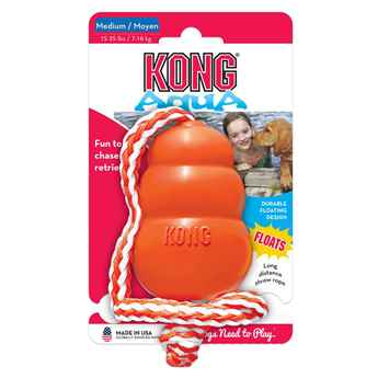 Picture of TOY DOG KONG Aqua - Medium