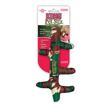 Picture of TOY DOG KONG CANINE PET STIX (QS2) - Medium