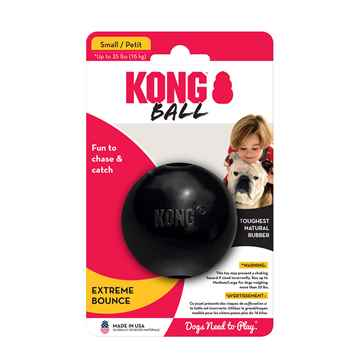 Picture of TOY DOG KONG BALL EXTREME Small Dogs (UB2) - 2.5in