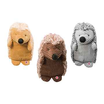 Picture of TOY DOG CORDUROY PLUSH Hedgehogs Assorted - 8in