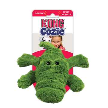 Picture of TOY DOG KONG COZIES Small - Ali the Alligator
