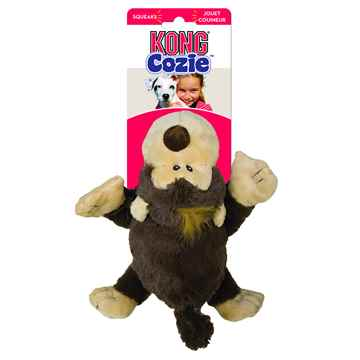 Picture of TOY DOG KONG COZIES Small - Spunky the Monkey