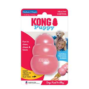 Picture of TOY DOG KONG PUPPY Medium