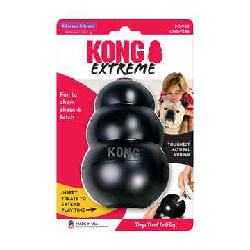 Picture of TOY DOG KONG EXTREME BLACK(UXL) - X Large