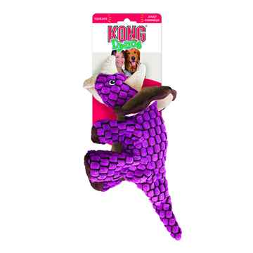 Picture of TOY DOG KONG DYNOS Triceratops - Large