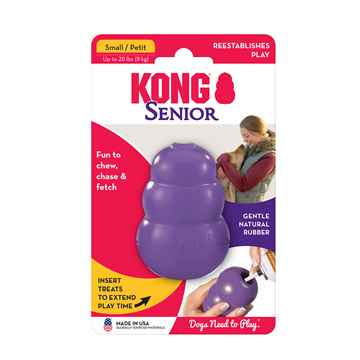 Picture of TOY DOG KONG SENIOR (KN3) - Small