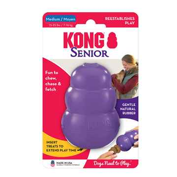 Picture of TOY DOG KONG SENIOR (KN2) -  Medium