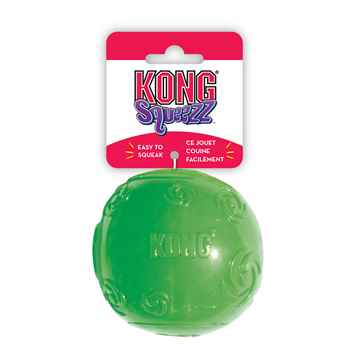 Picture of TOY DOG KONG Squeezz Ball - Large