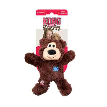 Picture of TOY DOG KONG Wild Knots Bear Assorted - Small/Medium