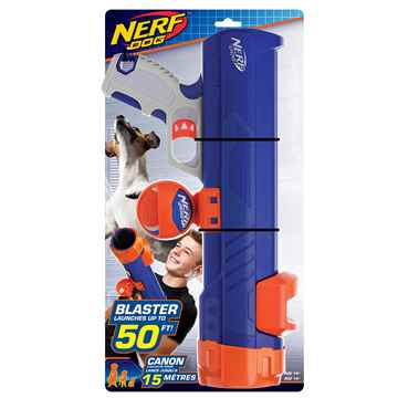 Picture of TOY DOG NERF TENNIS BALL BLASTER - 16in