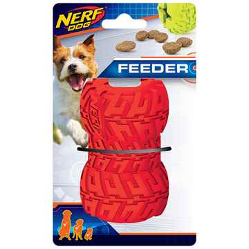 Picture of TOY DOG NERF DOGTRAX TIRE FEEDER - 3.5in