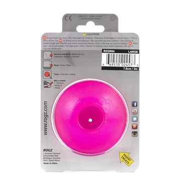 Picture of TOY DOG ROGZ/KVP GRINZ BALL 3in - Assorted Colors