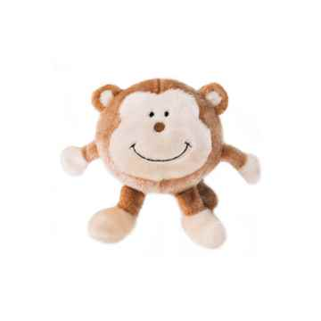 Picture of TOY DOG ZIPPYPAWS BRAINEYS Monkey