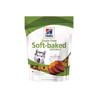 Picture of CANINE HILLS GRAIN FREE NATURALS w/ BEEF & SWEET POTATO - 8oz