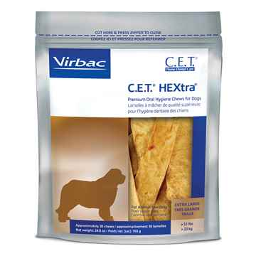 Picture of CET HEXTRA CHEWS XLARGE - 30/ct