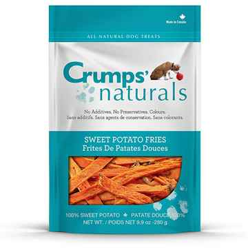Picture of CRUMPS DOG SWEET POTATO FRIES - 9.9oz