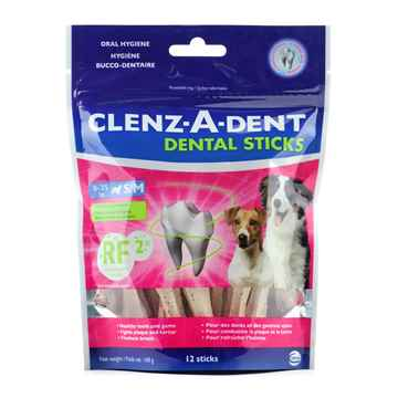 Picture of CLENZ-A-DENT RF DENTAL STICKS SMALL/MEDIUM - 12's