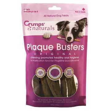 Picture of CRUMPS NATURALS DOG PLAQUE BUSTERS Original 7in  - 8/pk